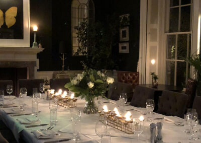 Photo of the dining room at 10 Castle Street