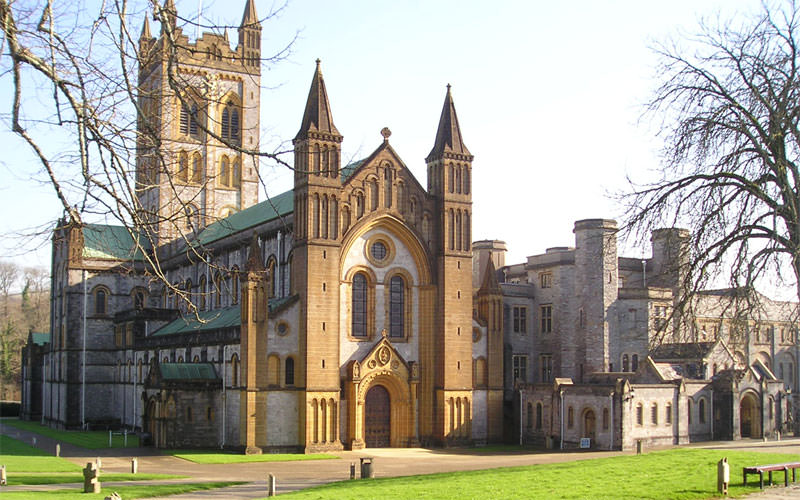 Where to Visit In Devon - Buckfast Abbey