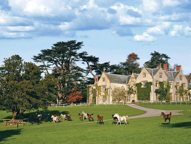 Combe House in Devon