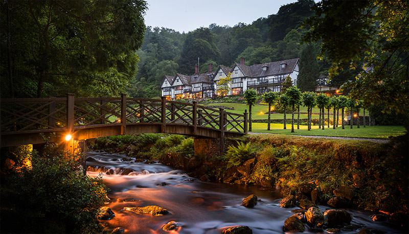Gidleigh Park in Devon