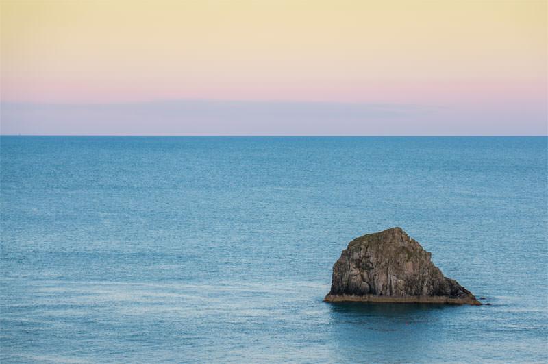 Luxury views over the sea
