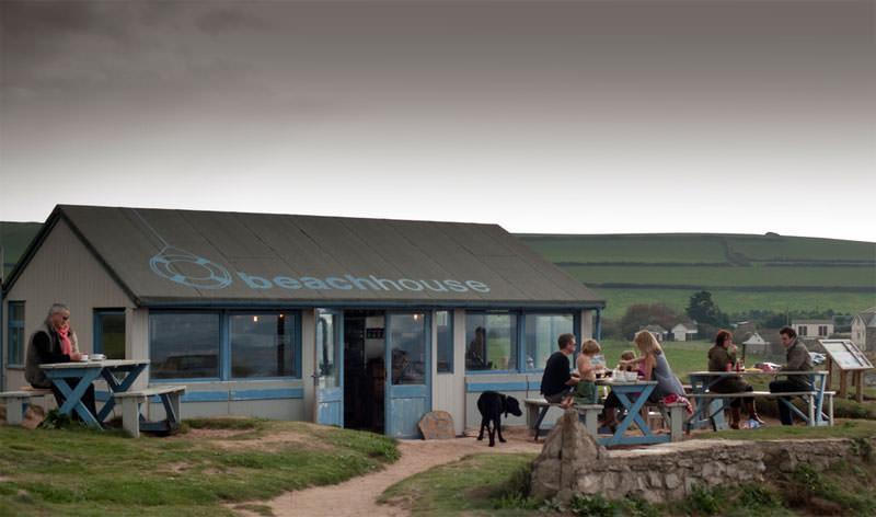 The Beach House in Devon