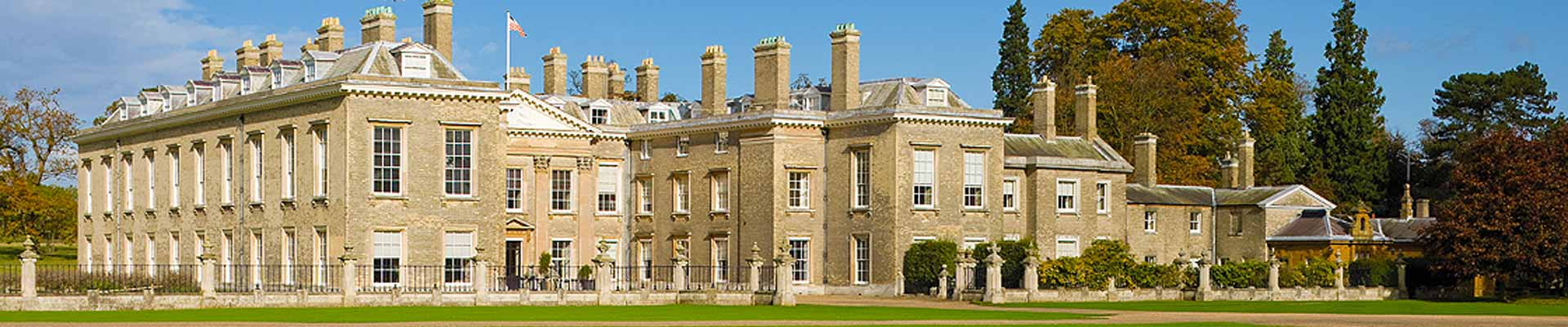Photo of the very grand Althorp