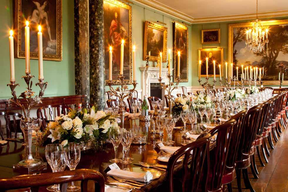 This Exclusive Property is Althorp House