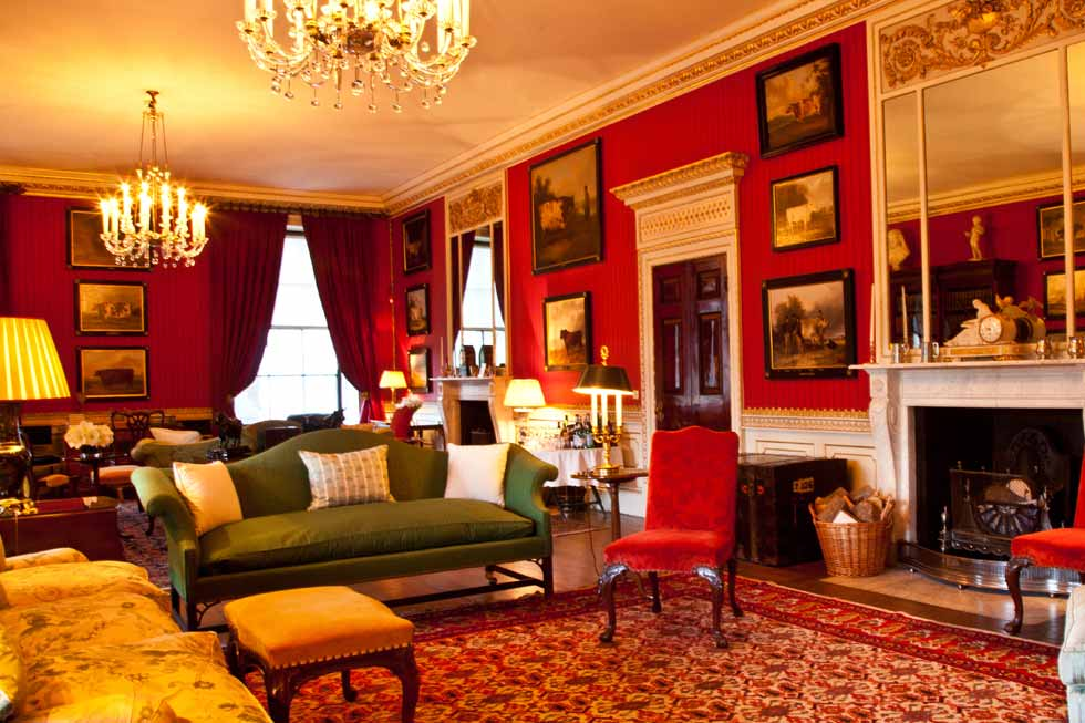 Photo of one of Althorps lounges