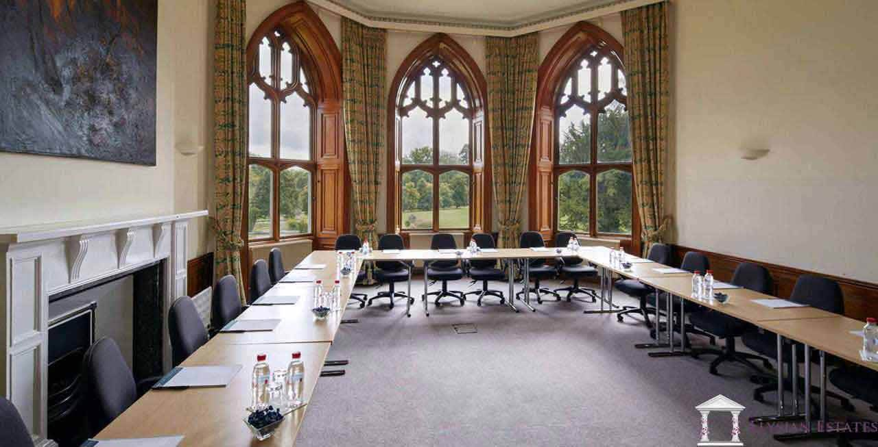 Host your corporate meeting at Ashridge House