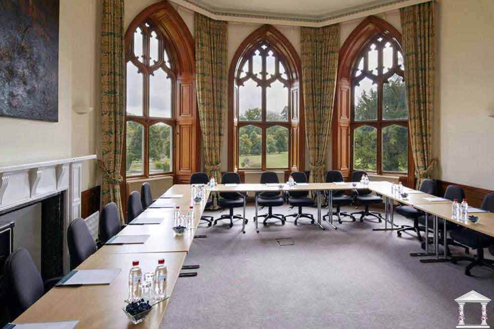 Ashridge House is ideal to host a corporate meeting