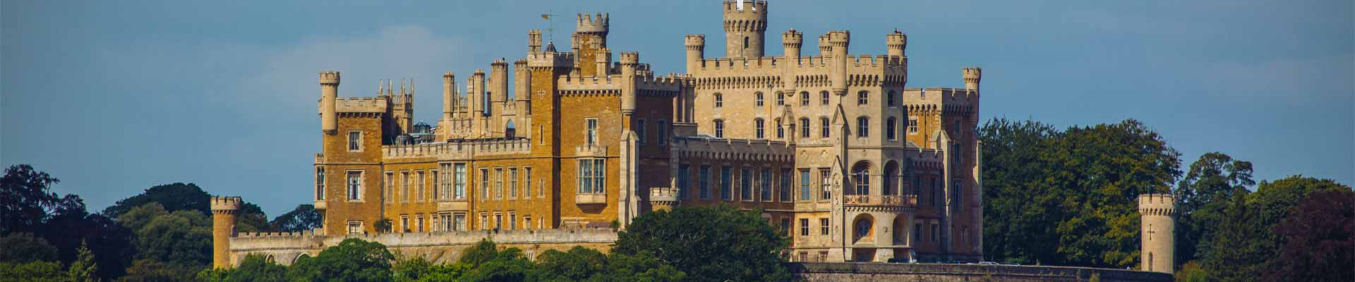 Photo of the stunning Belvoir Castle