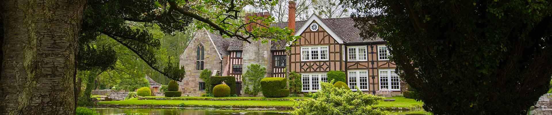Photo of the impressive Ashridge House