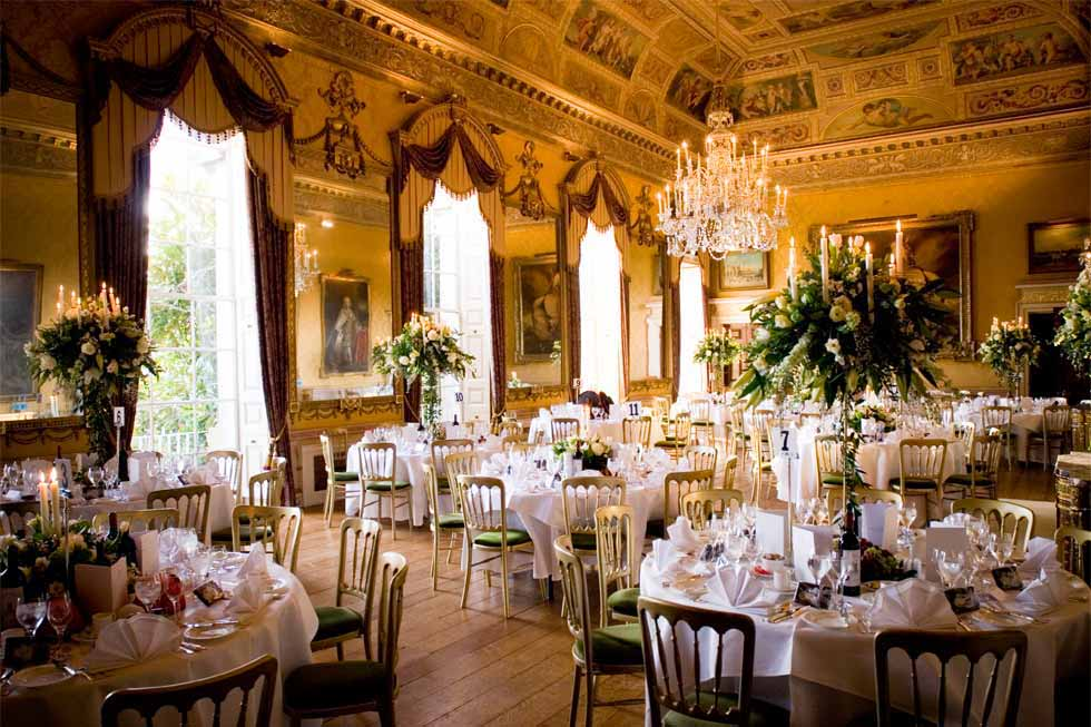 Brocket Hall is perfect to host your wedding day