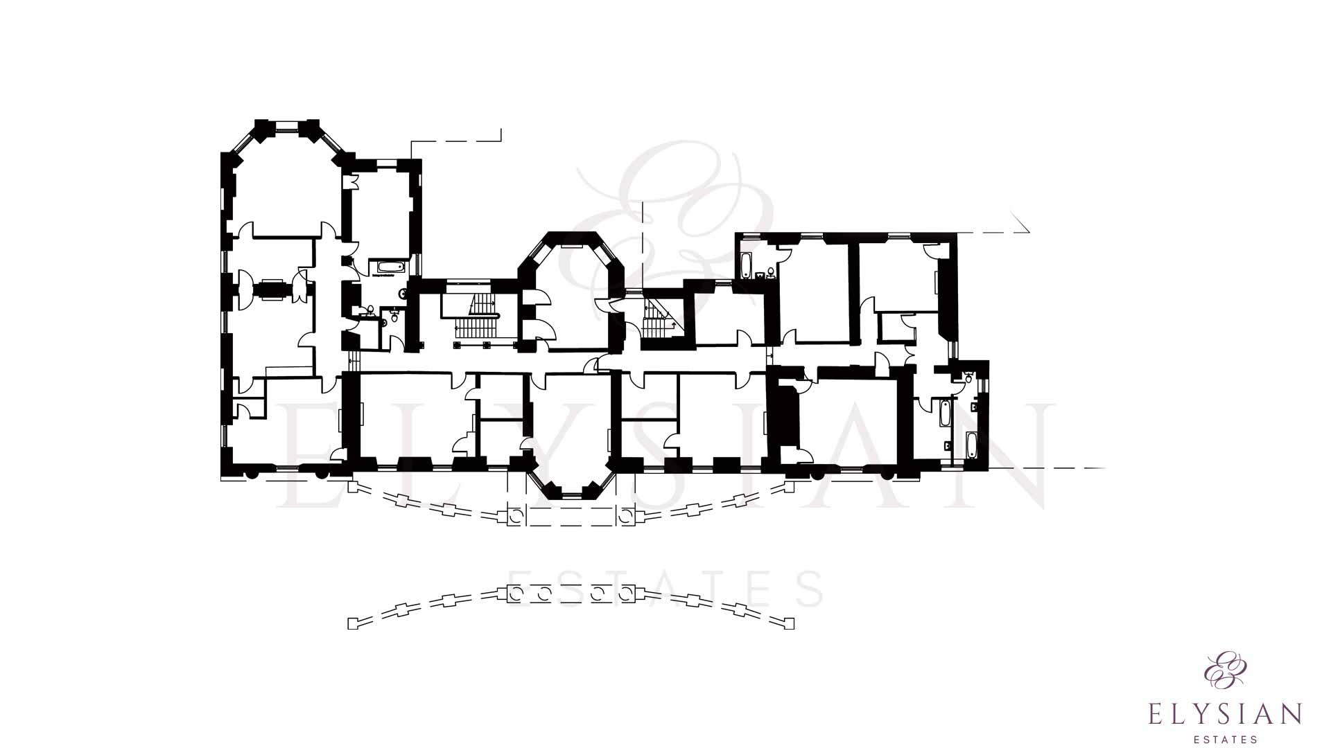 Ox14 together with Easton Neston Floor Plan further Interior planning in addition Borley 1937 01 further 7681. on castle floor plans