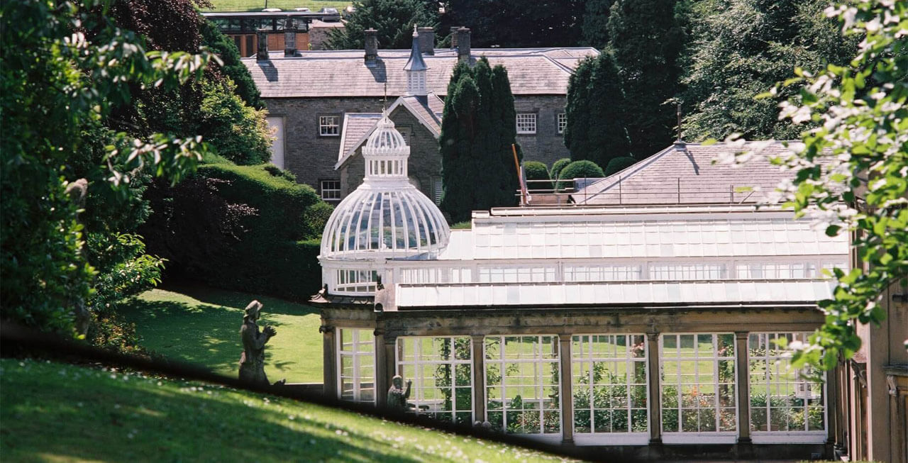 Broughton Hall The Stately Home To Rent In