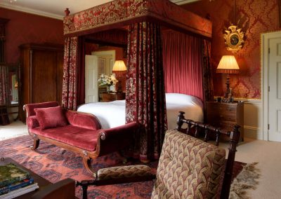 Photo of the Captain's Bedroom suite at Tempest Park