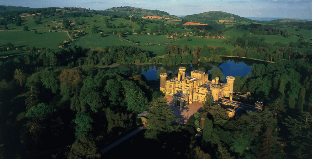 Photo of Eastnor Castle