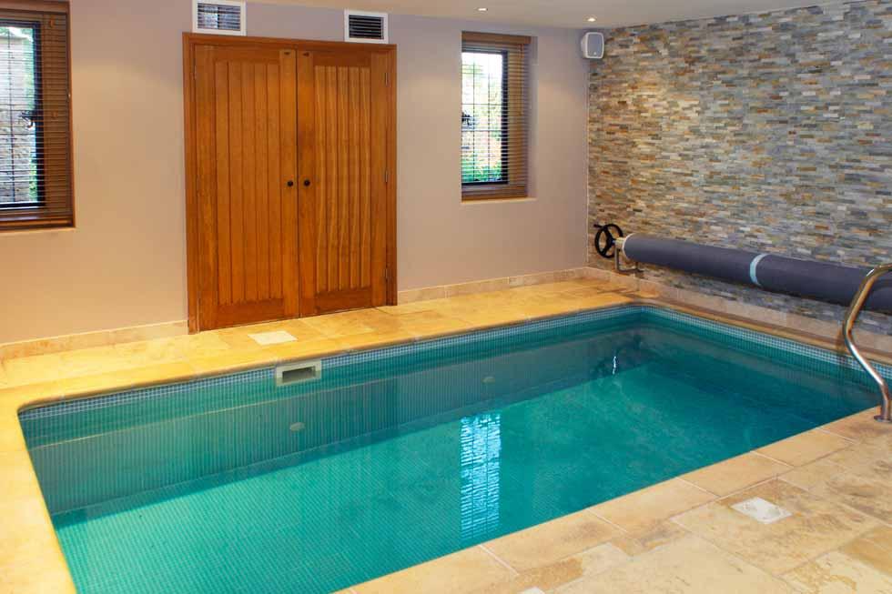 Photo of Elkstones indoor swimming pool