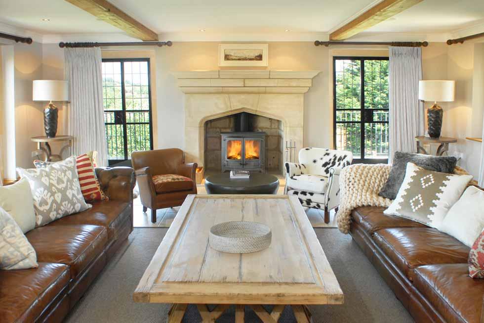 Elkstone's lounge area