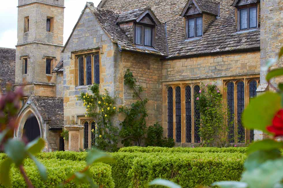 Ellenborough Park dining room