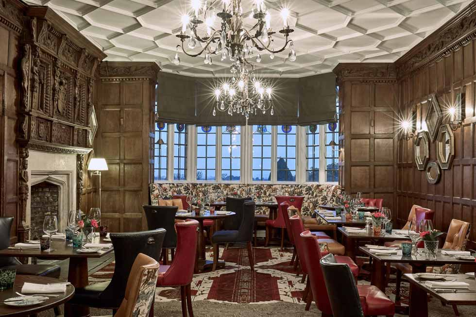 Image of the main dinning room at Ellenborough Park
