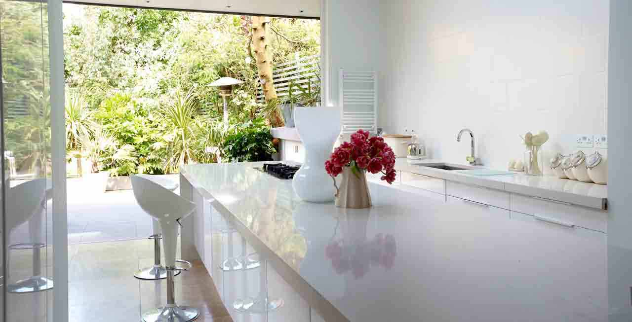 Elmbourne House kitchen