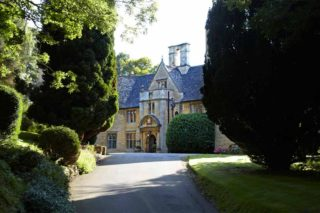 This beautiful property is Foxhill Manor