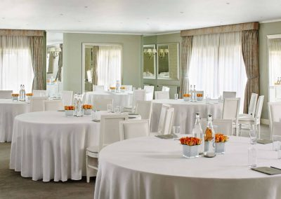 Photo of one of the function rooms at Goodwood Hotel