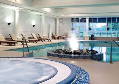 Photo of the health spa at Goodwood Hotel
