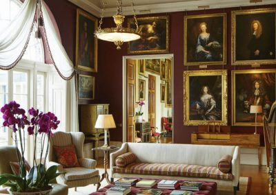 Photo of the Music Room at Goodwood House