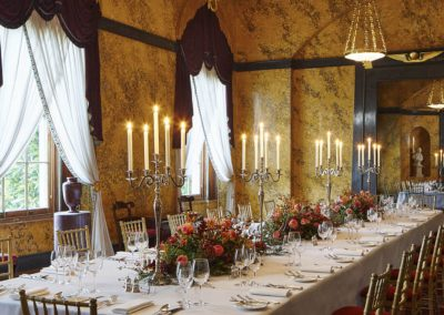 Photo of the Egyptian Room at Goodwood House
