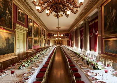 Photo of Goodwood House's long room