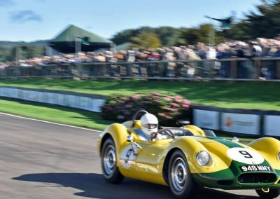 Photo of the Goodwood Revival