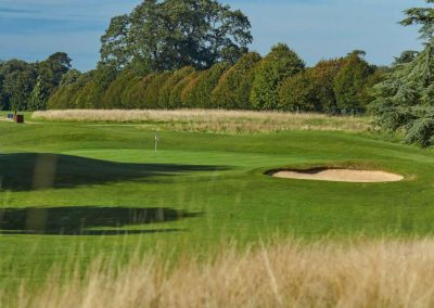 Photo of the golf course at Goodwood