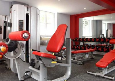 Photo of the Gym at Gorse Hill