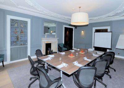 Photo of the boardroom at Gorse Hill