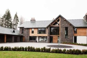 Grey Gables Lake Windermere the luxury house to rent in England