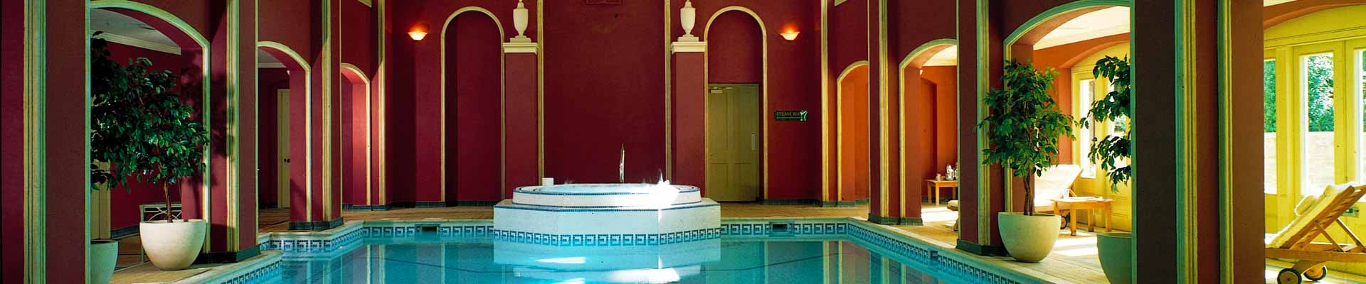 Image of Hartwell House's Spa