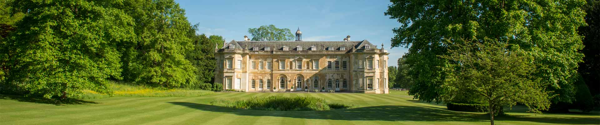 Image of the stunning Hartwell House