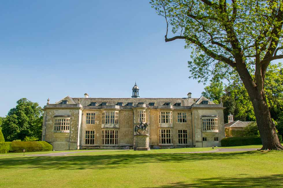 Image of the beautiful Hartwell House