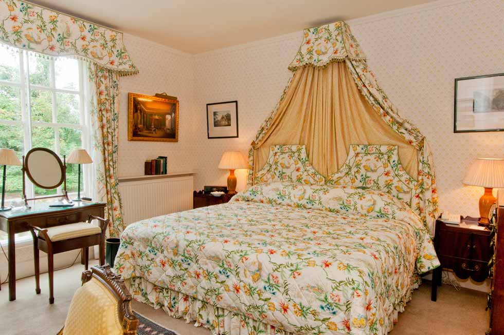 Image of one of the bedrooms at Hartwell