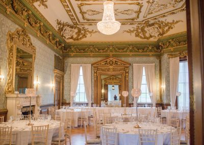 Photo of the Ballroom at Hawkstone Hall