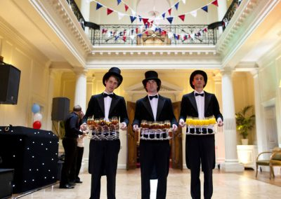 Photo of the welcome at Hedsor House
