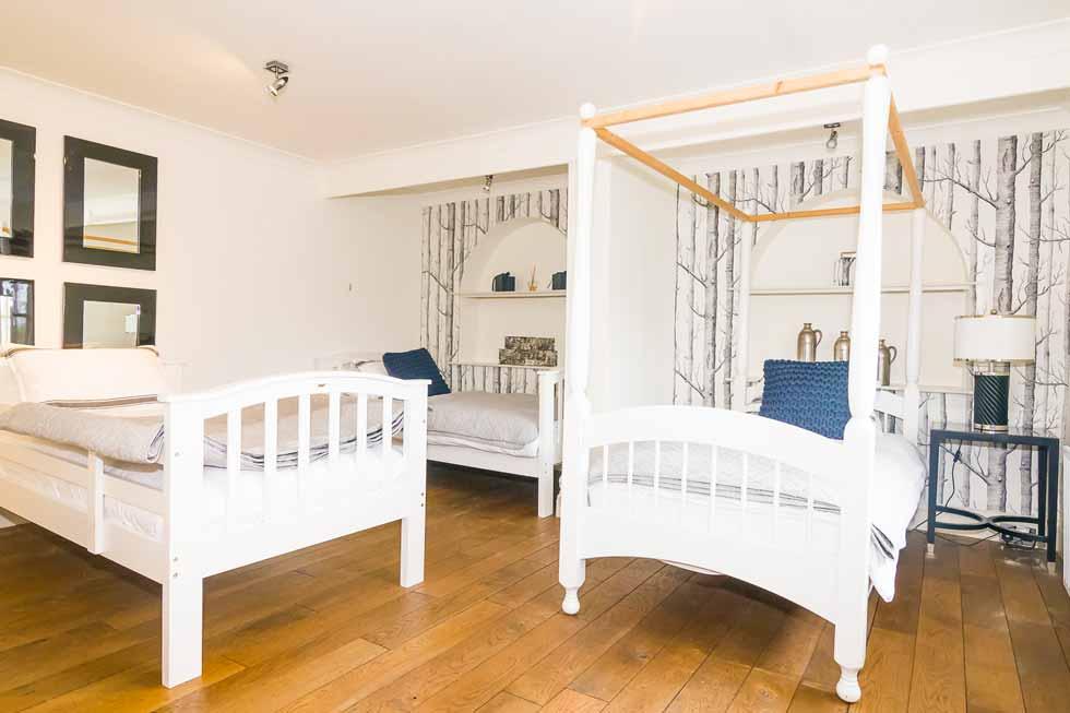 Photo of Arabella bedroom at Erskine House