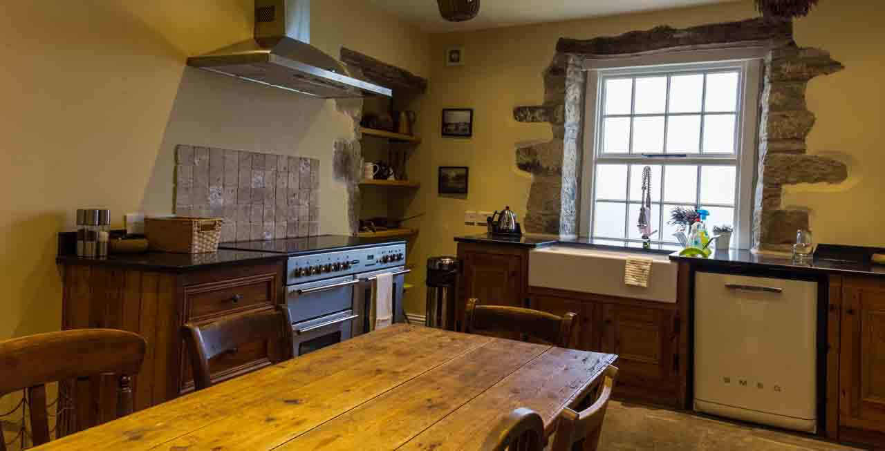 Higher Scarcliffe kitchen