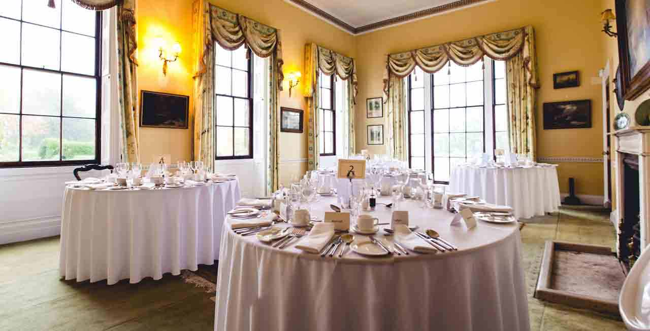 Hill Place is the perfect place to host your wedding day