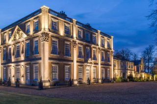 The Impressive Hinwick House