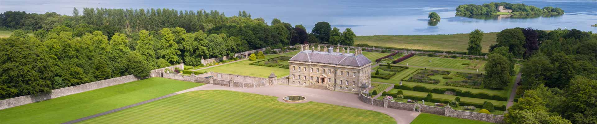 Photo of the stunning Kinross House