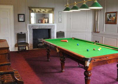 Photo of the Games Room at Kirtlington Park