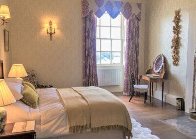 Photo of the Brasenose Bedroom at Kirtlington Park