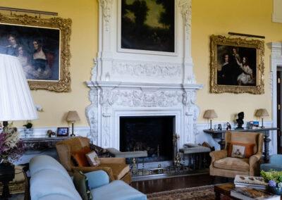 Photo of the Drawing Room at Kirtlington Park