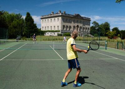 Photo of tennis at Kirtlington Park