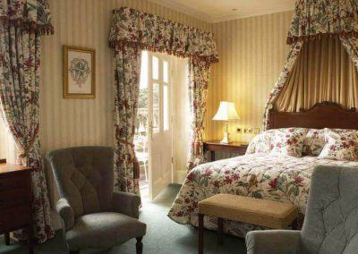Photo of a Mansion Deluxe Bedroom at Luton Hoo
